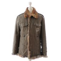 Philipp Plein Olive jacket