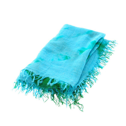 Other Designer Blue-Green scarf of Sarti