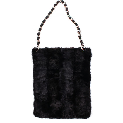 Other Designer Mink bag with Rhinestone Connie accessori