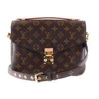 Louis Vuitton Louis Vuitton Pochette Metis Monogram Canvas - Top!
