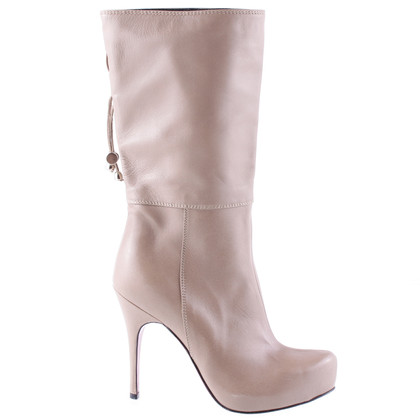 Other Designer Luciano Padovan – taupe boots