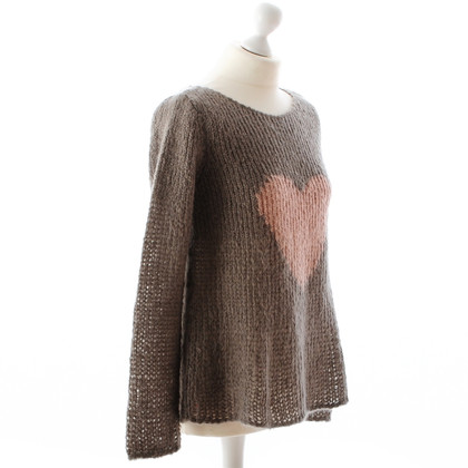 Other Designer  DTLM - heart sweater