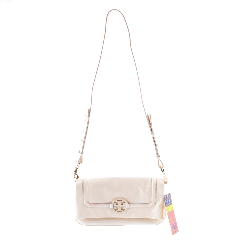 tory burch tasche amanda in creme second hand tory burch tasche amanda in creme gebraucht. Black Bedroom Furniture Sets. Home Design Ideas