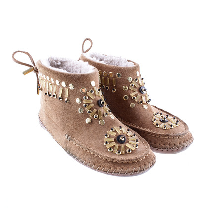 Tory Burch Moccasins with glitter