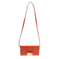 michael kors tasche orange rot second hand michael kors tasche. Black Bedroom Furniture Sets. Home Design Ideas