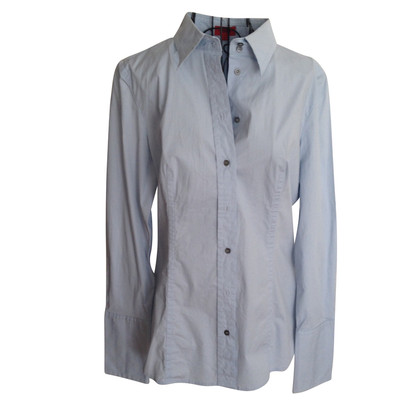 Hugo Boss Light blue blouse