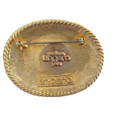 Emanuel Ungaro Ungaro brooch