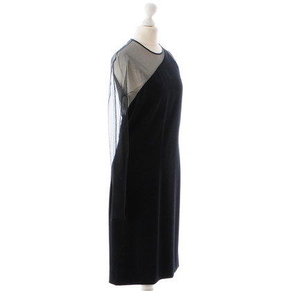 Gianni Versace Black evening dress