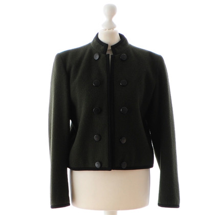 Yves Saint Laurent Bolero jacket made of wool
