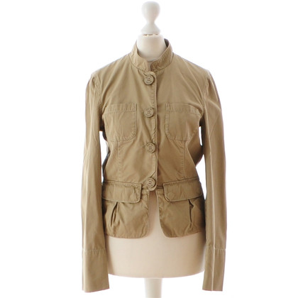 See by Chloé Beige green jacket