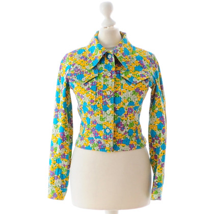 Yves Saint Laurent Floral summer jacket