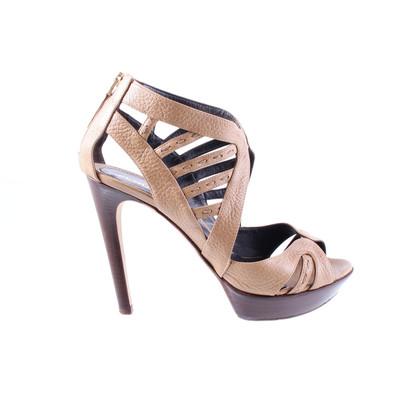 Fendi Light brown sandals