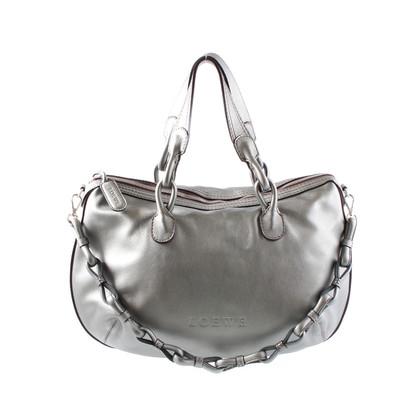 Loewe Handtasche mit Crossover Gurt