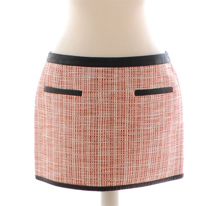 Barbara Bui Mini skirt with applications