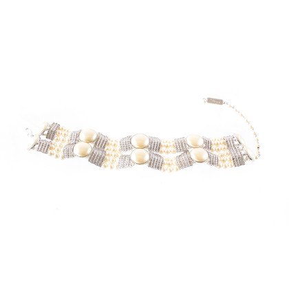 Yves Saint Laurent Opulent beaded Choker
