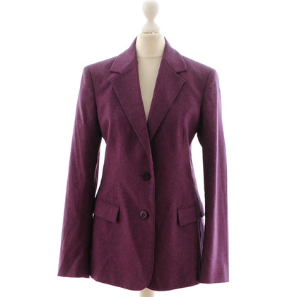 Aigner Purple Blazer