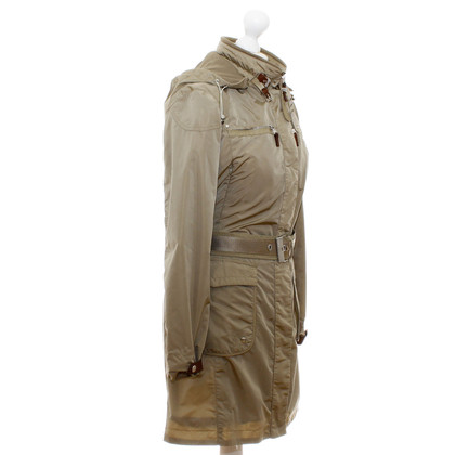 Mabrun Summer parka with hood