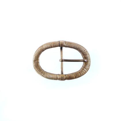 Reptile's House Fibbia della cintura di bronzo, ovale