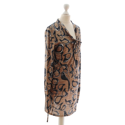 Halston Heritage Patterned dress