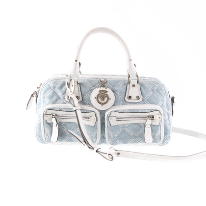 Versace Denim-look handbag