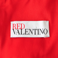 Red Valentino Rotes Kleid - Second Hand Red Valentino ...