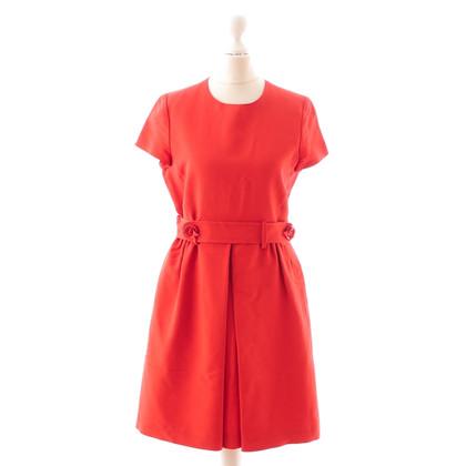 Red Valentino Rode jurk