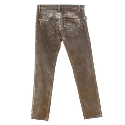 Zadig & Voltaire Jeans with silver-chick