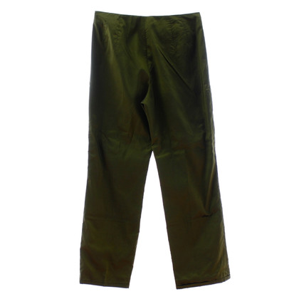 René Lezard May green slacks