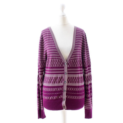 Derek Lam Striped Cardigan