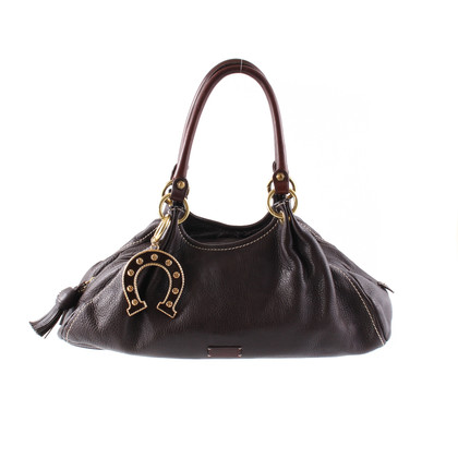 Moschino Brown luxury bag