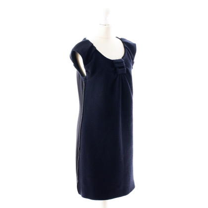 Zac Posen Sheath dress in dark blue