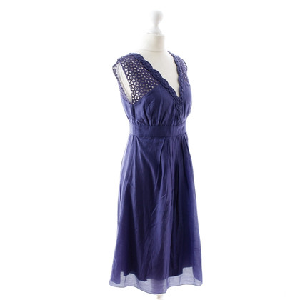 Elie Tahari Ethnic dress in purple