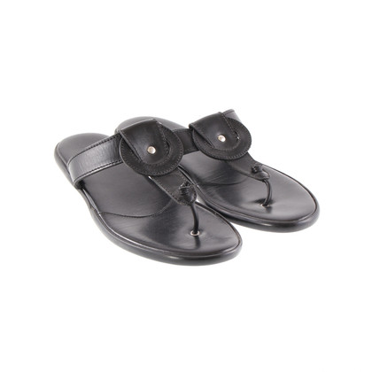 Hogan Exclusive leather sandals