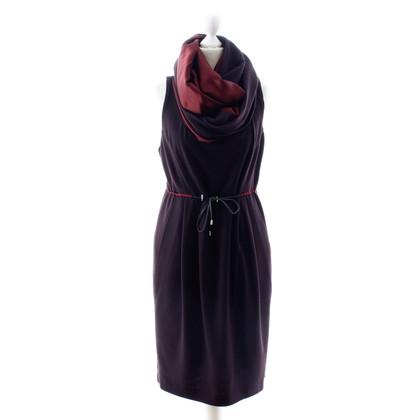 Gunex Dress with shawl