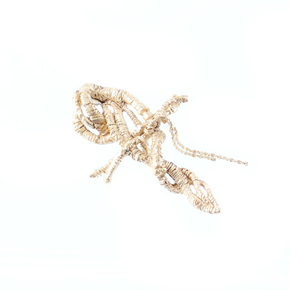 Christian Lacroix Brooch with chain