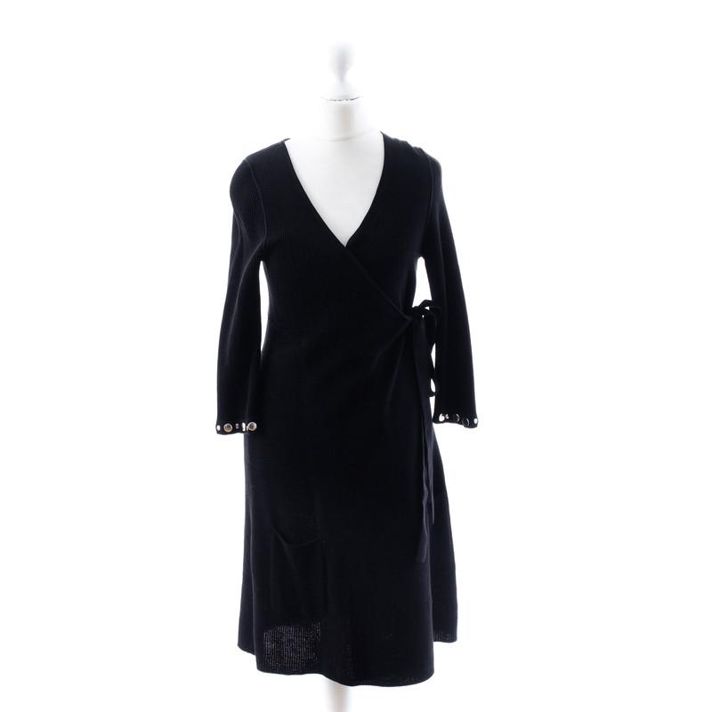 Sonia Rykiel Black knit dress