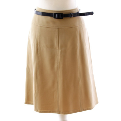 Ralph Lauren Skirt with patent leather belt