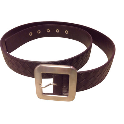 Bottega Veneta Brown belt