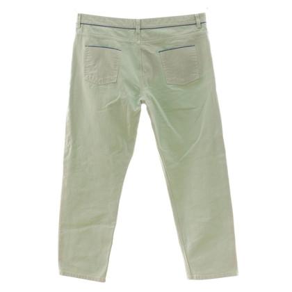 The Row Mintfarbene jeans