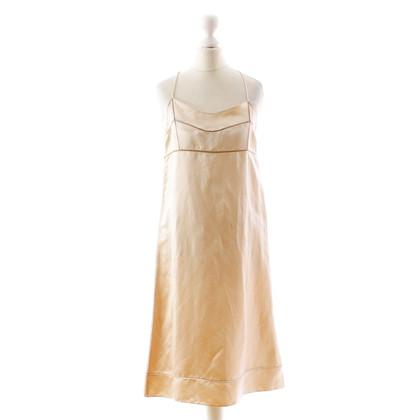 Marni Pinafore dress powder