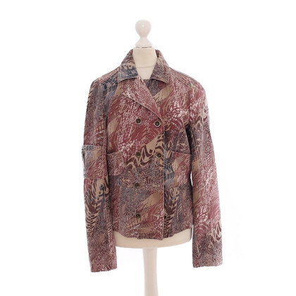 Armani Jeans Patterned jacket