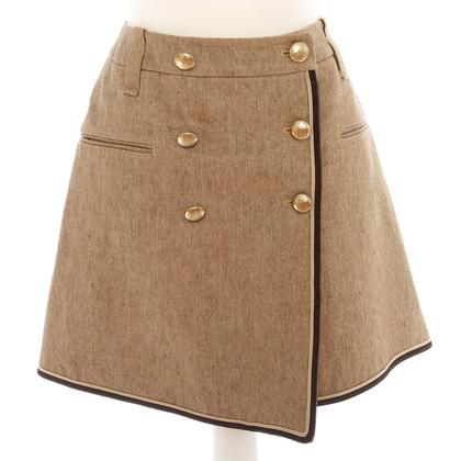 Wunderkind Wool skirt