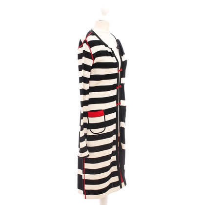 Pence Striped reversible coat