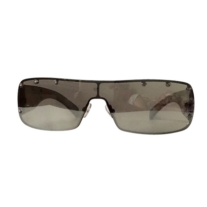 Valentino Rhinestone-studded sunglasses