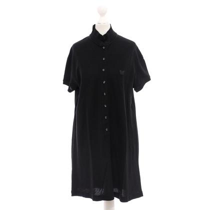 Bottega Veneta Black Polo dress