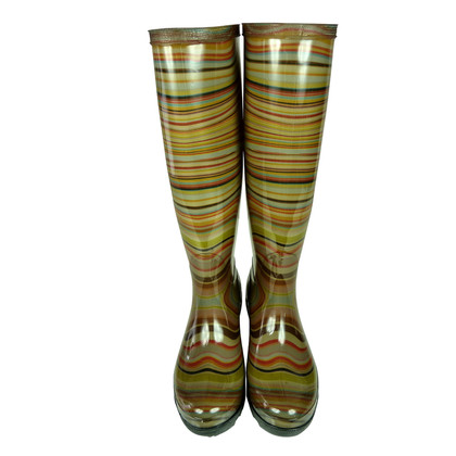 Paul Smith Rubber boots with an attractive pattern