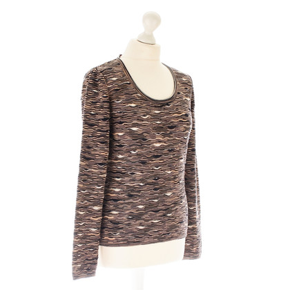Missoni Jumper with wavy pattern