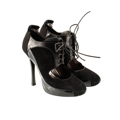 Barbara Bui Heels with leather mix