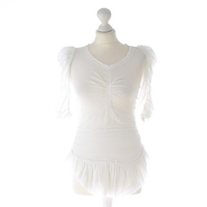Isabel Marant Etoile Blouse in gebroken wit