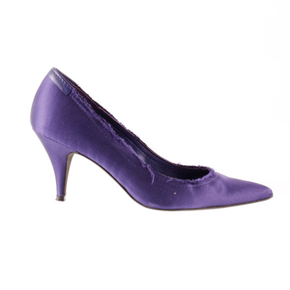 Pedro Garcia Satin pumps